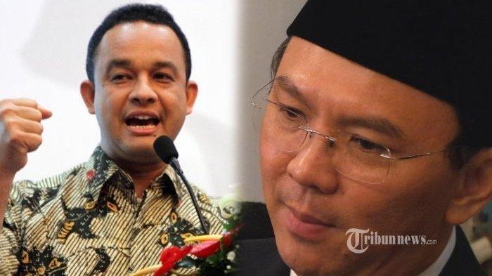 Risma & Ahok Kejar Elektabilitas Anies Baswedan di Jakarta, Tapi Sang Gubernur Masih Tertinggi