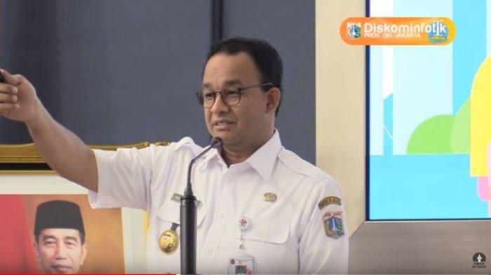 Saat Anies Baswedan Umumkan PSBB Total di Jakarta, Satgas Covid-19 Sebut Belum Koordinasi
