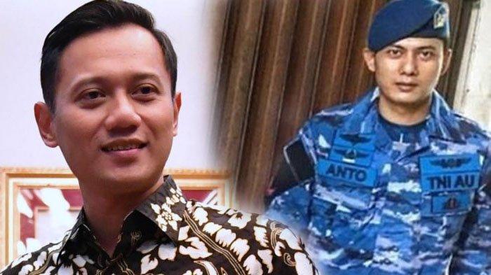 8 Potret Anto Cepi 'Kembaran' AHY, Anggota TNI AU Ini Curi Perhatian, Mirip Putra Sulung SBY?