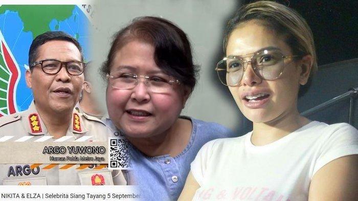 Polisi Bantah Tuduhan Informan Narkoba Elza Syarief ke Nikita Mirzani, Ibu Poppy Kelly Tarik Ucapan