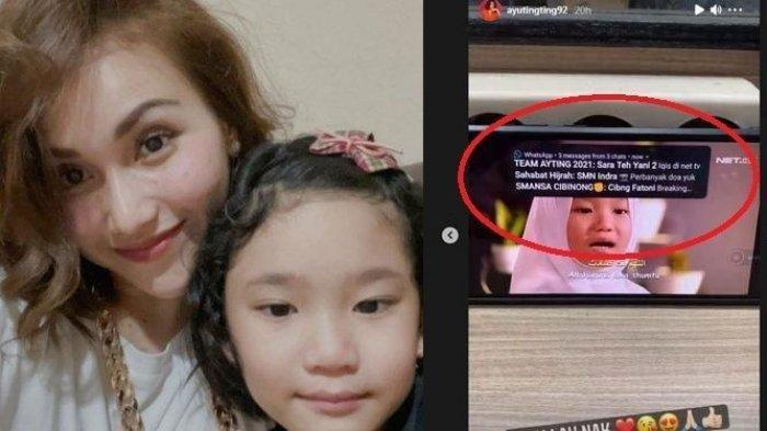 Bukan Demi Dirinya, Ayu Ting Ting Polisikan Kartika Damayanti karena Hina Bilqis : Harus Bela Anak