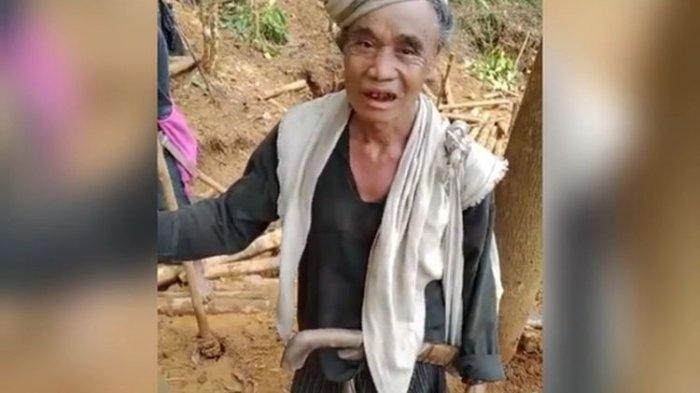 Video Viral Warga Baduy Menangis Lihat Hutan Sakral 2 Hektar Dirusak, Dedi Mulyadi Marah : Malu!