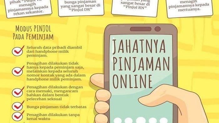 Awas Bahaya Pinjaman Online, Viral Warga Solo Diiklankan 'Siap Digilir' karena Belum Bisa Bayar