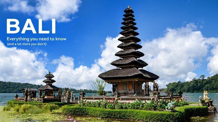 Bali Termasuk 5 Besar Destinasi Wisata Terbaik di Dunia 2020 karena Dianggap Sebuah Fantasi