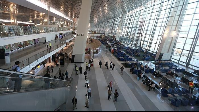 Viral Potret Bandara Soekarno-Hatta Kembali Dipenuhi Penumpang, Ini Penjelasan Angkasa Pura