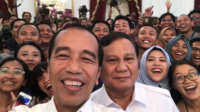 Prabowo Subianto: Saya Bersaksi Presiden Jokowi Terus Berjuang Demi Kepentingan Rakyat Indonesia