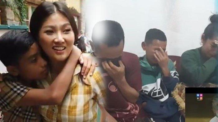 Kedekatan dengan Sarwendah Disorot, Keluarga Betrand Peto di NTT Berderai Air Mata Saksikan Hal Ini