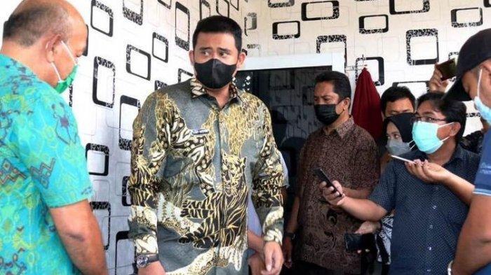 Bobby Nasution Murka 'Tangkap Basah' Lurah yang Lakukan Pungli : Tidak Ngaku, Saya Ada Rekamannya!