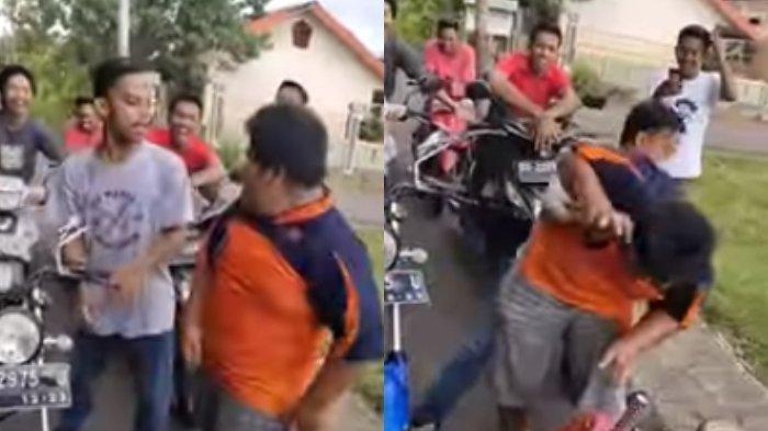 POPULER Pelaku Perundungan Bocah Penjual Jalangkote Ngaku Cuma Iseng, Kini Terancam 3,5 Tahun Dibui
