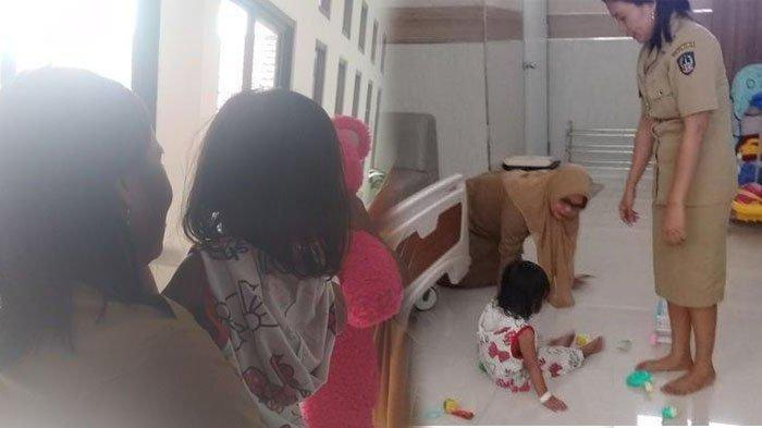3 Hari Peluk Mayat Ibu yang Meninggal di Kos, Ini Cara Balita di Makassar Bertahan Sambil Menangis