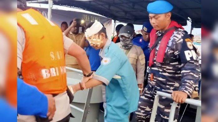 Cerita ABK KM Mina Sejati yang Selamat, Diberi Uang & Pelampung oleh Pelaku Sebelum Lompat ke Laut
