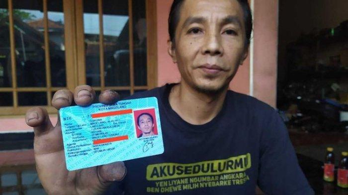 Kisah Pria Bernama Asli Corona Asal Magelang, Buat Orang Tak Percaya Sampai Dikira KTP Editan