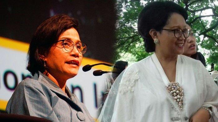 Rincian Kekayaan 5 Menteri Wanita Kabinet Indonesia Maju, Sri Mulyani Utang 9M, Retno Bebas Utang