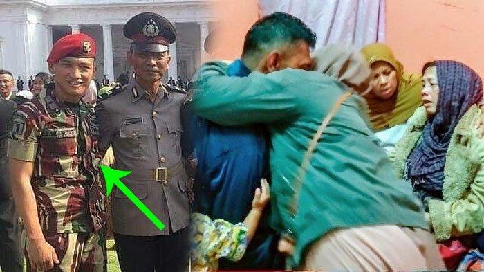 Lettu Erizal Gugur Ditembak KKB, Ayahnya Polisi Nyambi Berkebun, Ibu Jualan Kue Demi Anak Jadi TNI