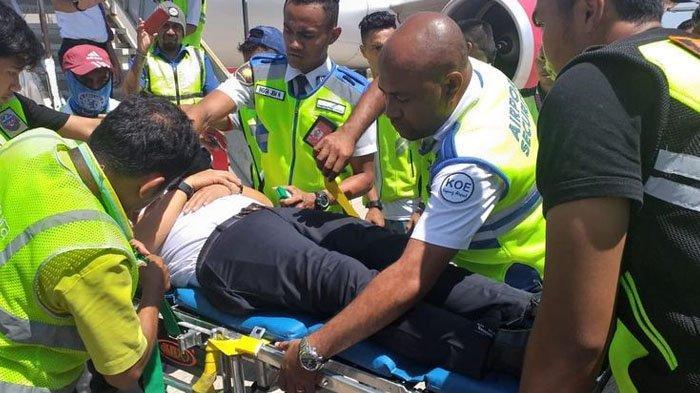 Detik-detik Pesawat Batik Air A-320 Mendarat Darurat karena Pilot Sakit & Alami Pusing Berat