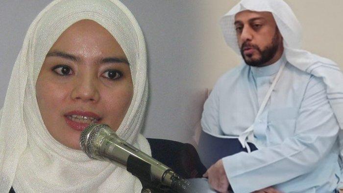 Ada Hubungan Darah Sandiaga Uno dengan Istri Ketiga Syekh Ali Jaber, Deva Rachman 'Sang Khadijah'