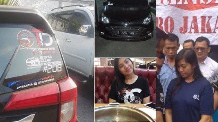 Akhir Petualangan Si Cantik-Cantik Tukang Tipu, Gelapkan 62 Mobil Rental, ATM Djeni Malah Kosong