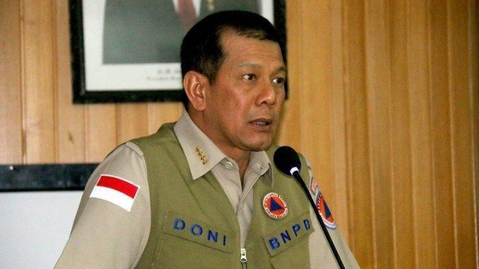 Ketua Satgas Covid-19 Doni Monardo Positif Corona, Tak Rasakan Gejala, Staf Ikut Tertular