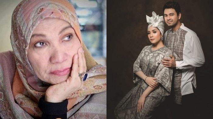 Dorce Gamalama Muntah Tak Karuan karena Keracunan Makanan, Raffi Ahmad dan Nagita Slavina Panik