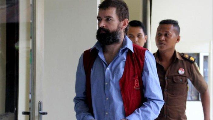 Gembong Narkoba Dorfin Felix Batal Dihukum Mati, Ini Alasan Pengadilan Tinggi Mataram Terima Banding