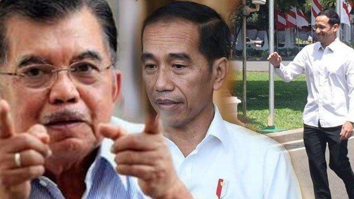 Drama di Balik Bos Go-Jek Nadiem Makarim Terpilih Jadi Menteri, Mantan Wapres Jusuf Kalla Menentang