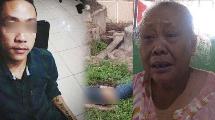 Ibu Eko Kurniawan tak menyangka anak kesayangannya meninggal mengenaskan.