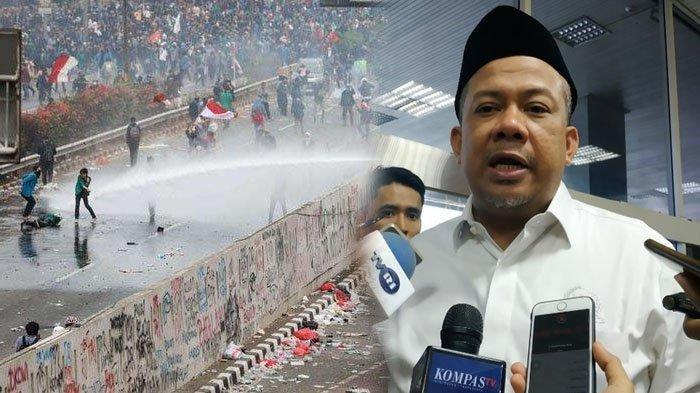 Wakil Ketua DPR Fahri Hamzah Bingung Mahasiswa Demo Soal RUU RKUHP, 'Kok Pengin Balik ke Kolonial?'