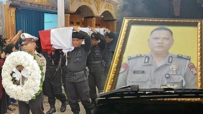 Pesan Terakhir Bripka Rachmat Effendy Sebelum Meninggal Dunia Ditembak Rekan Polisinya hingga 7 Kali