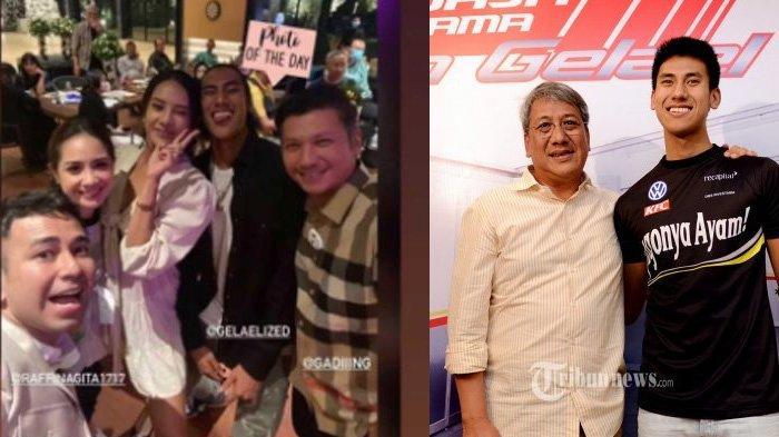 Foto viral Raffi Ahmad dan sosok Ricardo Gelael