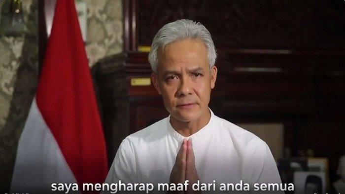 Pergerakan Masyarakat Terlihat di Google, Ganjar Pranowo Peringatkan Potensi Penularan yang Tinggi
