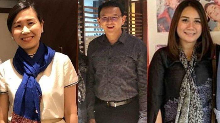 Beda Gaya Veronica Tan dan Puput Nastiti Devi Saat Rayakan Imlek, Istri Ahok Tampil Lebih Glamor?