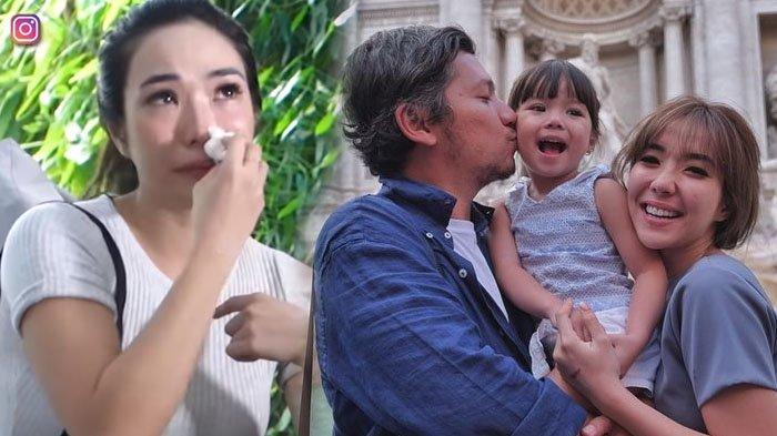 Cara Gisella Anastasia Jelaskan pada Gempi Soal Tak Bisa Tidur Bertiga dengan Ayahnya, Gading Marten