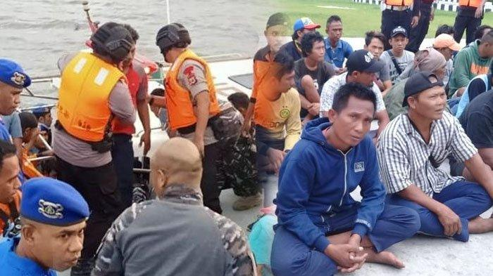 Korban Tewas Pembantaian KM Mina Sejati Tak Dimutilasi, Ada Luka Sayatan di Leher hingga Kepala
