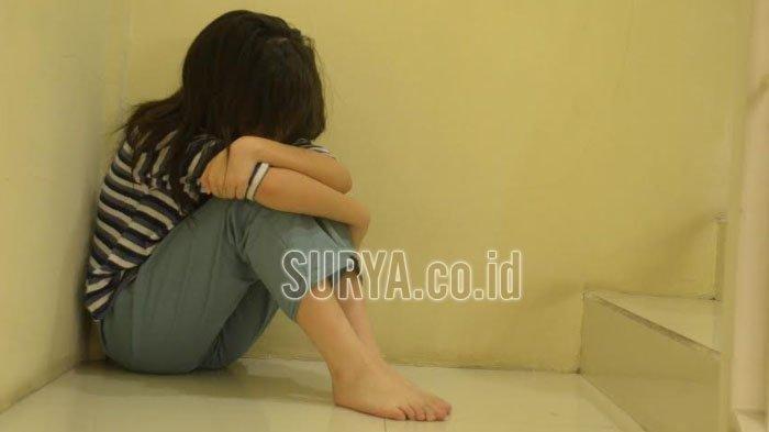 Ilustrasi - Seorang duda ditangkap polisi karena melakukan tindak asusila terhadap gadis 11 tahun.