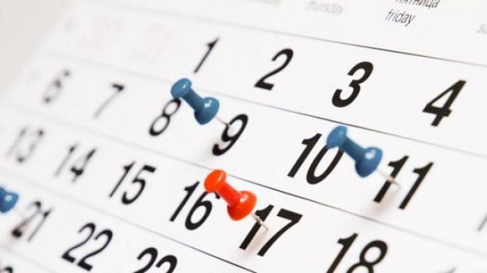 Catat Ini Dia Jadwal Libur Nasional dan Cuti Bersama Tahun 2020, Totalnya Ada 19 Hari Libur!