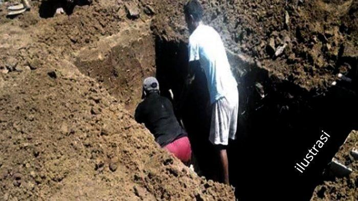 Rindu Pada Ibunya, Nasir Nekat Bongkar Makam dan Bawa Jenazah ke Rumah, Ini yang Dialaminya