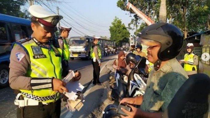 WASPADA! Operasi Zebra Digelar Serentak Seluruh Indonesia Mulai Hari Ini, Coba 7 Jurus Bebas Tilang