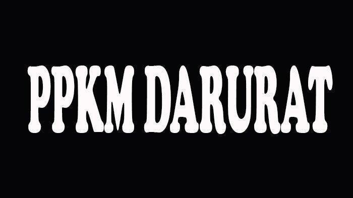 Diminta Tutup Selama PPKM Darurat, Pedagang di Lampung Kesulitan Cari Nafkah: 'Dia Enak Dapat Gaji'