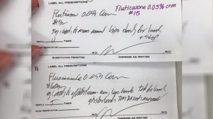 Gegara Tulisan Dokter yang Tak Jelas, 2 Pegawai Apotek Terlanjur Ditahan, Ternyata Tak Bersalah