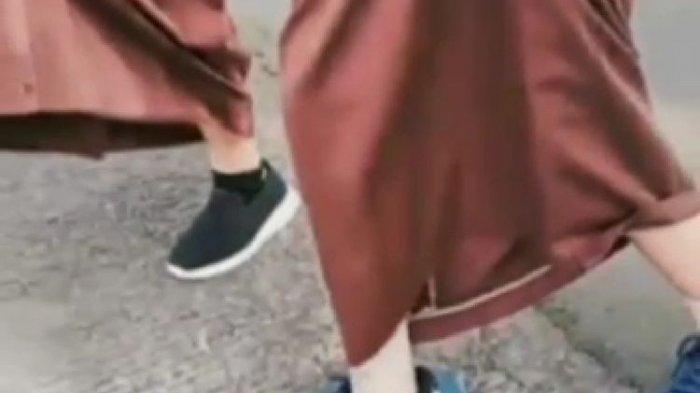 Video TikTok Injak-injak Rapornya Viral, 5 Bocah SMP Didrop Out dari Sekolah, Kini Menangis Histeris