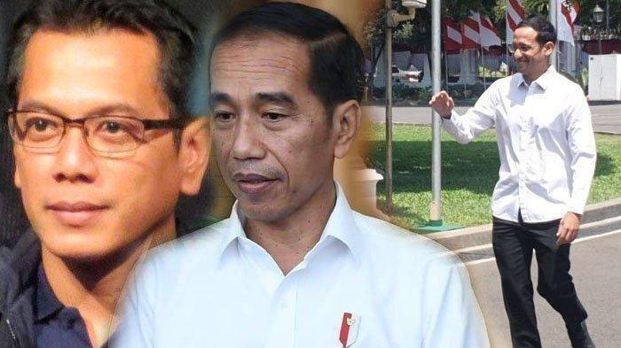 Terungkap Isi Chat Menpar Wishnutama & Mendikbud Nadiem Makarim saat Dipanggil Jokowi, Sempat Panik!