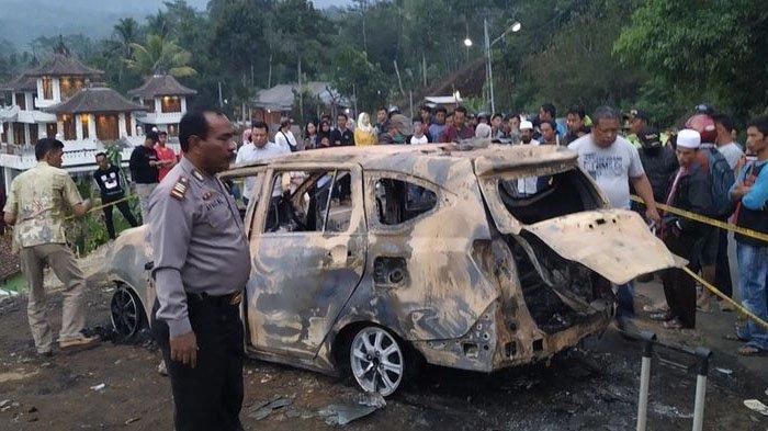 Suruh 4 Pembunuh Bayaran, Ini Peran Istri Korban Dalangi Pembakaran Jasad Ayah & Anak di Sukabumi