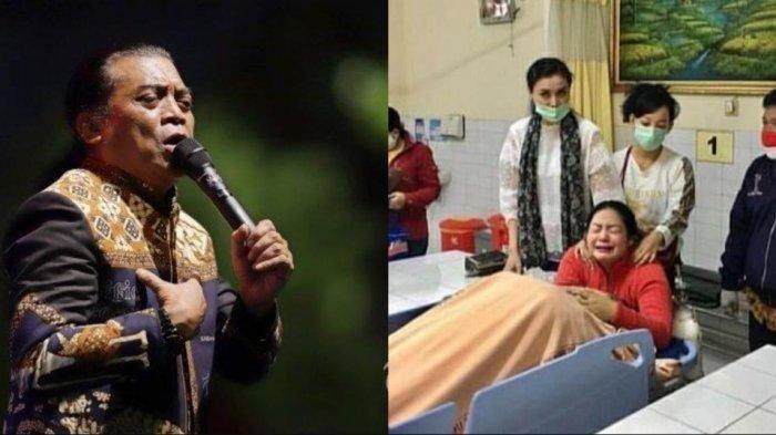 Istri Bagikan Pesan Terakhir Didi Kempot untuk Anak-anaknya Lewat Chat : Le Nduk Pinter
