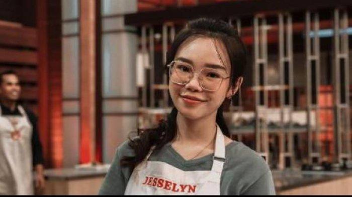 Unggah Foto Seusai Menang MasterChef Indonesia Season 8, Jesselyn: Chep Arnold Maap Kepalanya Kecrop