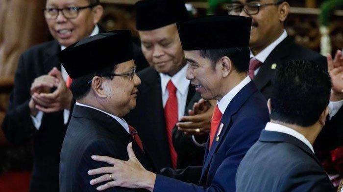 Prabowo Diminta Jokowi Jadi Menteri, Ini Kata Sederet Elit Politik, Minim Tikung Menikung?