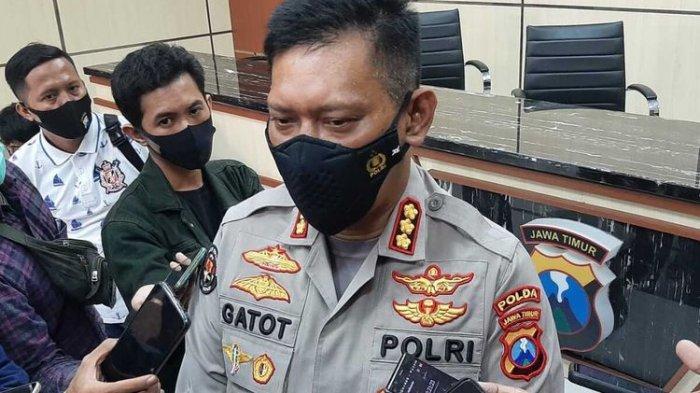 Polisi memburu provokator video viral warga Surabaya usir petugas patroli PPKM Darurat.