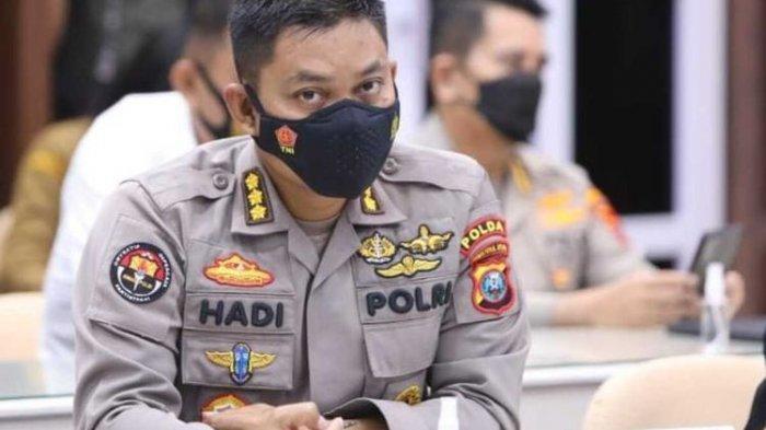 Kabid Humas Polda Sumut Kombes Pol Hadi Wahyudi menjelaskan duduk perkara pasien Covid-19 di Kabupaten Toba diduga dianiaya warga.