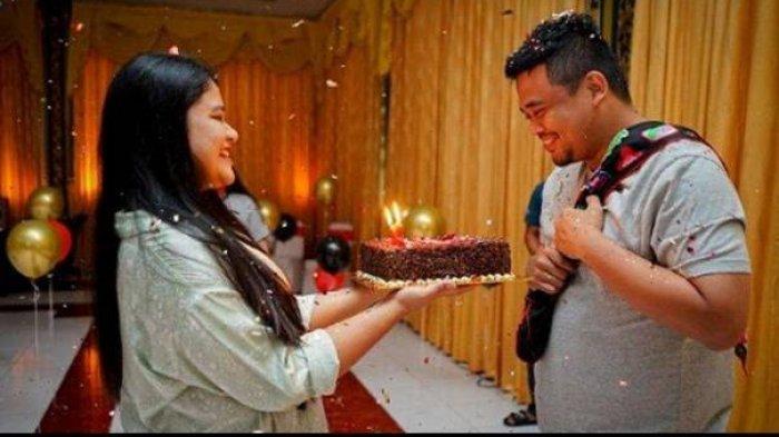 Kahiyang Ayu rayakan ulang tahun ke-30 Bobby Nasution.