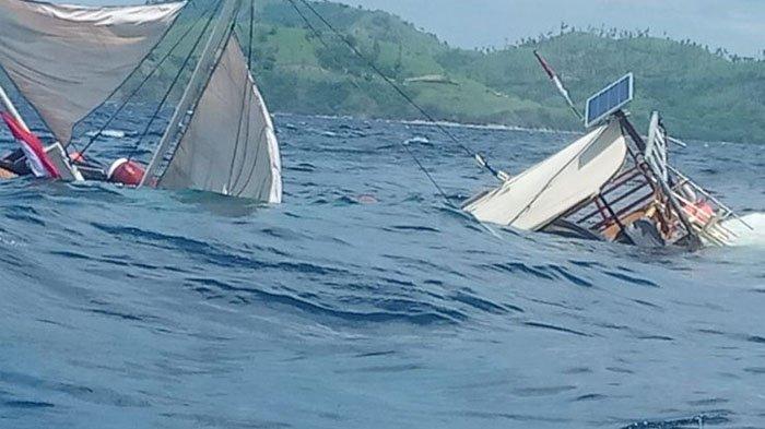 Pilu di Balik Tragedi Tenggelamnya KM Empat Bersaudara NTT, Bayi Tewas Digendong Ibu Sambil Berenang