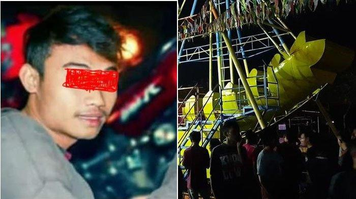 Kecelakaan Wahana Kora-kora Rusak di Pekalongan, 1 Remaja Tewas Terlempar, 3 Luka-luka